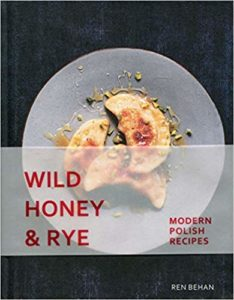 BOOK REVIEW: Wild Honey and Rye