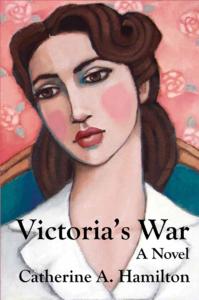 Victoria's War Book Cover